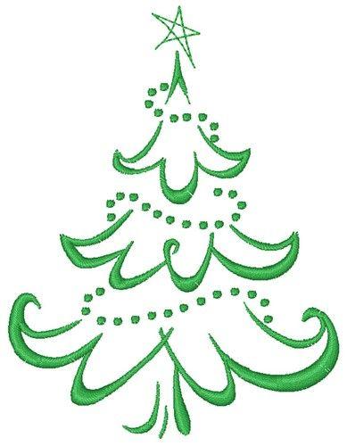 Christmas Tree Embroidery Designs Machine Embroidery Designs At Embroiderydesigns Com Christmas Tree Embroidery Design Machine Embroidery Designs Christmas Machine Embroidery Designs