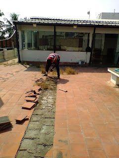 Shiva Sakthi Water Proofing Open Terrace Waterproofing Terrace Waterproof Water