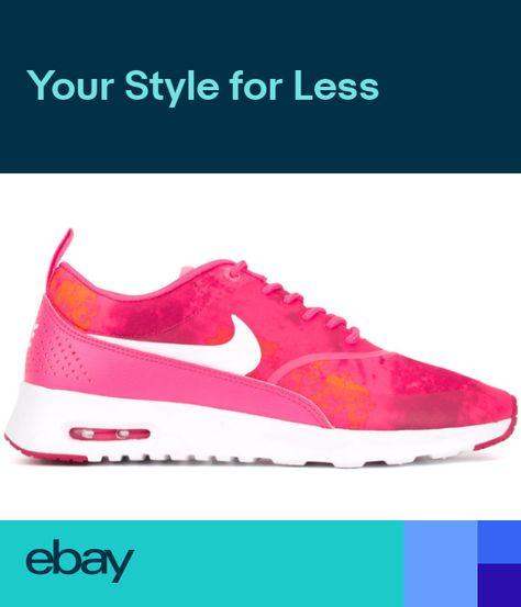 buy popular 6bf41 657d2 New Nike Womens Air Max Thea Print Shoes (599408-602) Women US 7