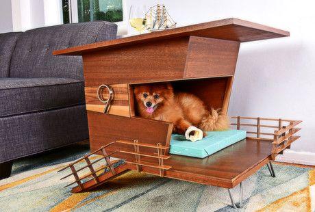 Unique Architectural Pet Furniture Modern Dog Houses Dog House