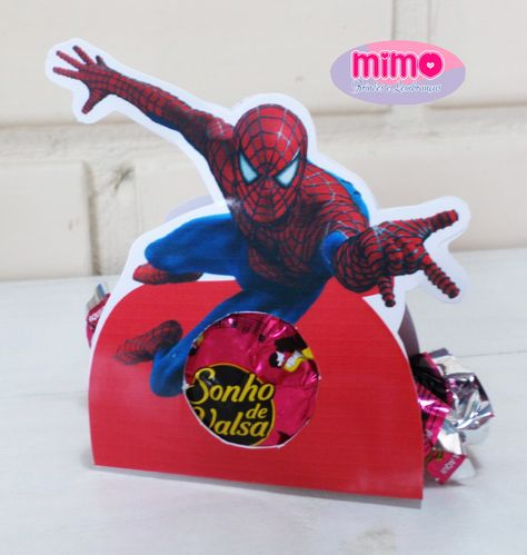 277 70 x Personalised Spiderman Marvel Birthday Stickers Party Bag Thank You