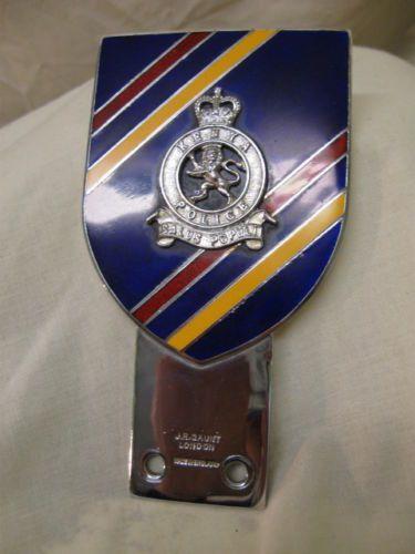 Not available on eBay -Kenya Police Car Badge - JR Gaunt