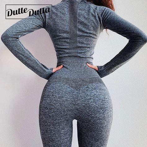 Dutte Lisa High Waist Yoga Pants with Pockets for Womens Leggings Full-Length Yoga Pants