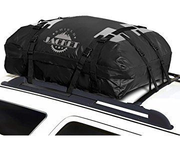 Shield Jacket Waterproof Roof Top Cargo Luggage Travel Bag 15 Cubic Feet Roof Top Cargo Carrier Fo Waterproof Travel Bag Travel Luggage Luggage Bags Travel