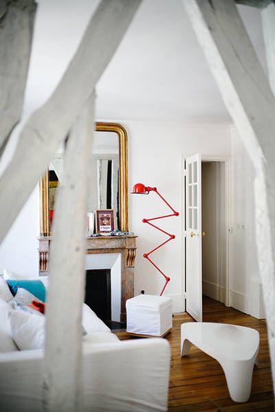 Miniature Appartement Du 19e Siecle En Plein Coeur De Paris Paris Texier Soulas Architect Avec Images Appartement Parisien Appartement Contemporain Appartement De Reve