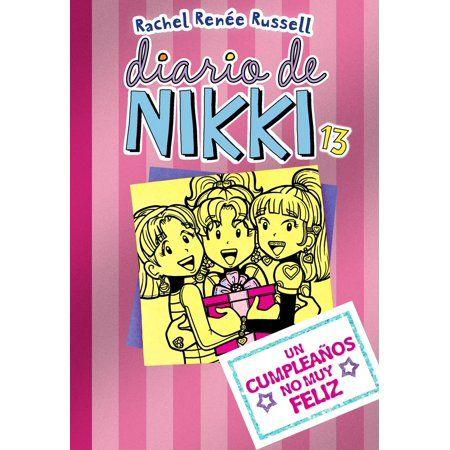 Diario De Nikki Diario De Nikki 13 Hardcover Walmart Com Dork Diaries Dork Diaries Books Dork Diaries Series
