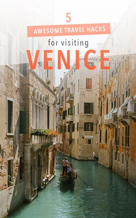 This city can be a really pricy destination, but with these Venice, Italy travel tips you can get the most out of Venice without breaking the bank. Keep reading for Italian street food, budget-friendly transit, and tips for taking great photos in this city!