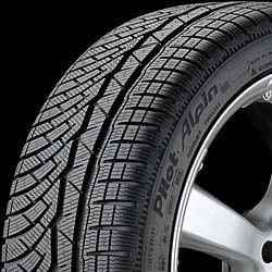 Michelin Pilot Alpin Pa4 Honda Civic Type R Tire Rack Michelin