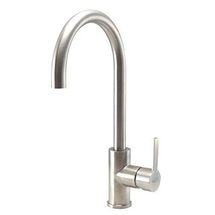 Kitchen Faucet One Hole Nickel