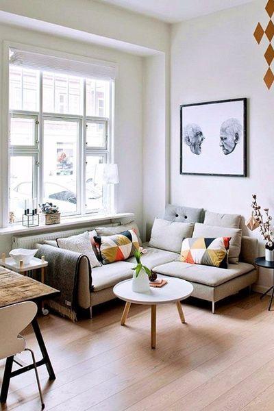 Amenager Un Petit Salon Idee Deco Petit Salon Amenagement Petit