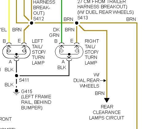 Trailblazer Wiring Diagram Trailer Light from i.pinimg.com