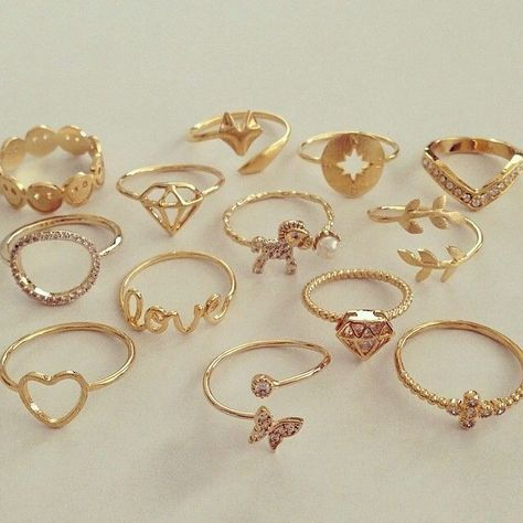 Rings model's