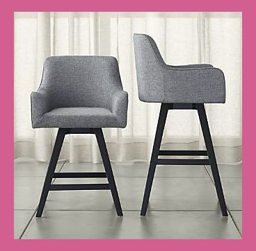 Jazz Up Your Kitchen With Trendy Kitchen Bar Stools Kitchen Decor Tips Bar Stools Swivel Bar Stools Comfortable Bar Stools Comfortable bar stools with arms