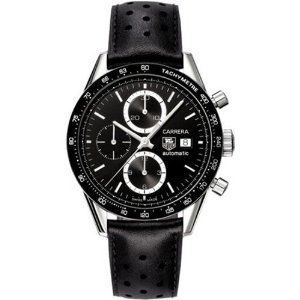 TAG Heuer Men's CV2010.FC6205 Carrera Automatic Chronograph Leather Watch (Watch)  http://www.amazon.com/dp/B000H8BO00/?tag=pandhatiga-20  B000H8BO00    http://www.canon-gallery.blogspot.com