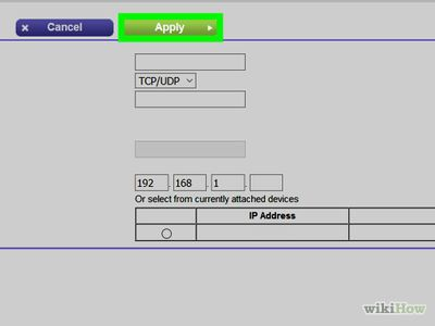 Set Up Port Forwarding On A Router Port Forwarding How To Apply