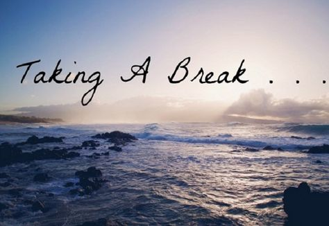 We Are Taking a Break - http://uomo-moderno.com/we-are-taking-a-break/