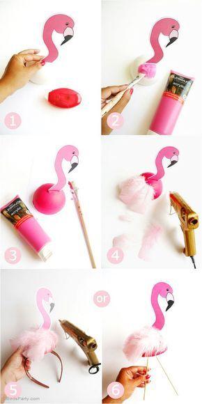 71fab800175203 produtos de festa flamingo Archives - Blog Dicas FestaBox | fantasia ...