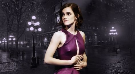 Emma Watson Violate Dress Images Wallpaper, HD Celebrities 4K Wallpapers, Images, Photos and Background - Wallpapers Den