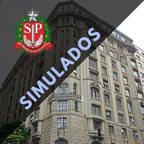 Pacote de Simulado - Concurso MPSP - Auxiliar de Promotoria - 2019