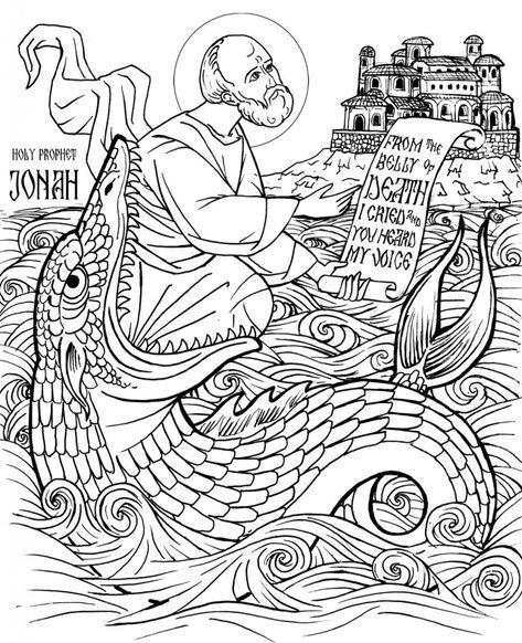 Jonah – Resurrecting The Body and Saving The City