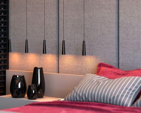 Camera Da Letto Rock : Grey bedrooms: ideas to rock a great grey theme lumini