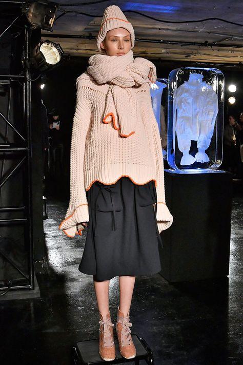 Xiao Li Autumn/Winter 2017 Ready to Wear Collection | British Vogue
