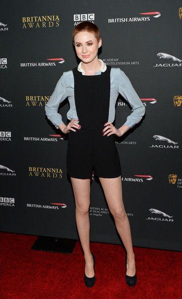 Karen Gillan Photos Photos Stars At The Bafta La Britannia Awards Part 2 With Images Karen Gillan Alex Kingston Karen