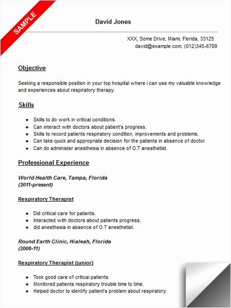 Pin On Example Massage Therapist Resume Template
