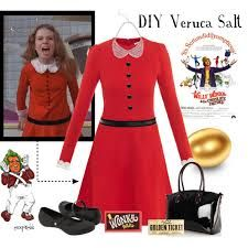 Image result for veruca salt costume