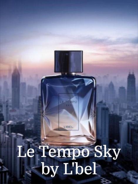 Perfume Le Tempo Sky en 2020 | Perfume, Aerosol de cuerpo, Lbel