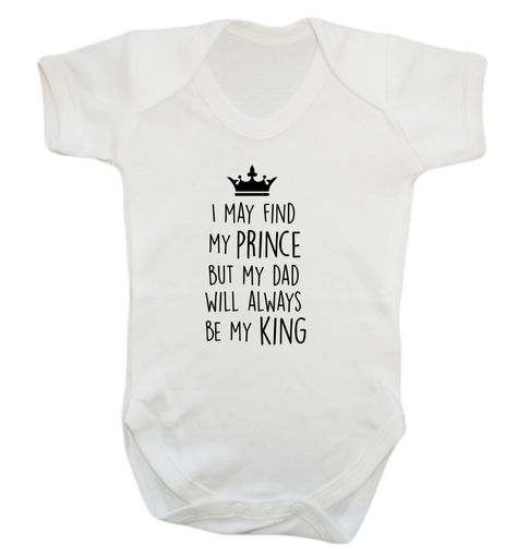 Print4U I Get Good Looks from My Uncle Boys Girls Baby Romper Size 0-18 Months