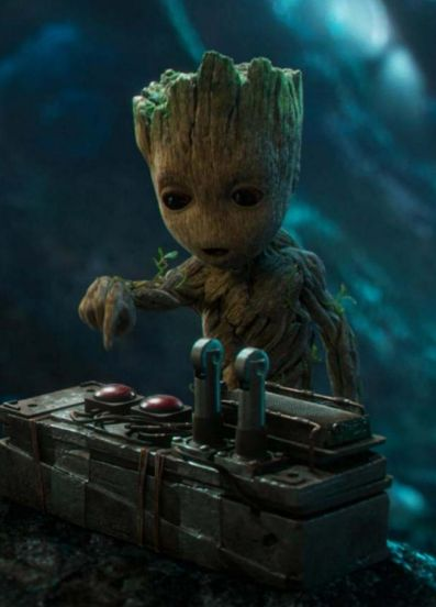 Baby Groot Geekism Baby Groot Guardians Of The Galaxy