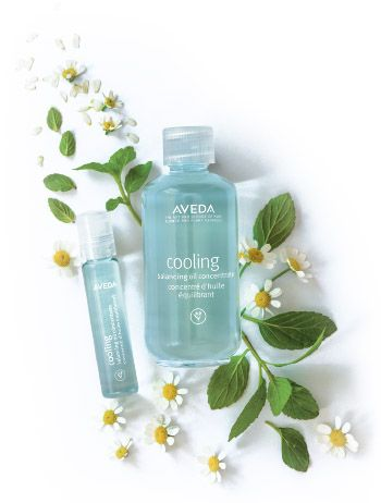 Aveda S Cooling Balancing Oil Great For Achy Muscles Aveda