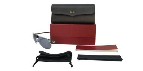 4aa64e16a25 Cartier - Santos-Dumont ESW00063 sunglasses