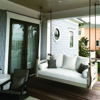 Free Do It Yourself Patio Swing Plans Suggestions To Chill In