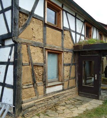 Fachwerkhaus Fassade Sanierung Fachwerkhauser Fassade Verputzen Fassade