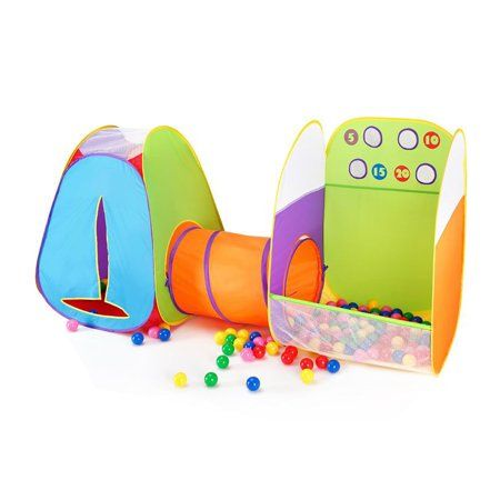 Toys | Pop up play, Toddler play, Play tent, tunnel