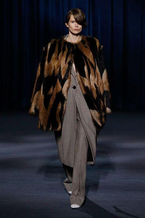 Givenchy Autumn/Winter 2018 Ready To Wear | British Vogue