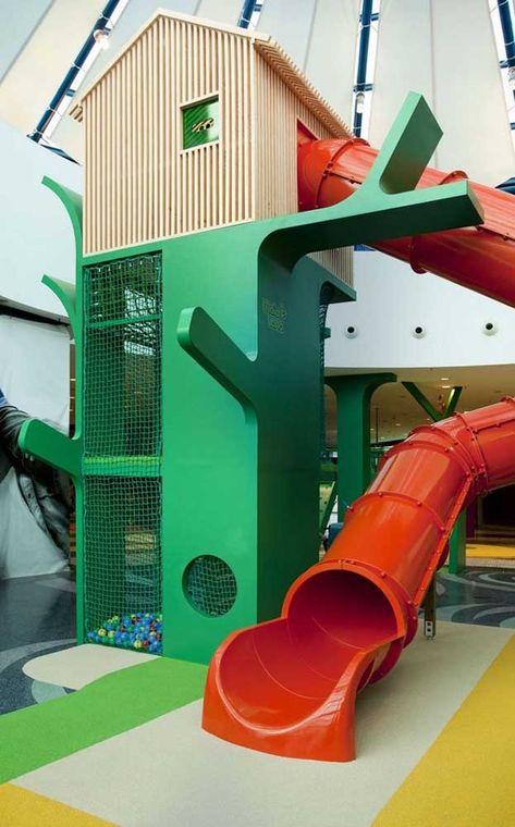 Playground: O que é? Como Montar, Dicas e 60 Fotos