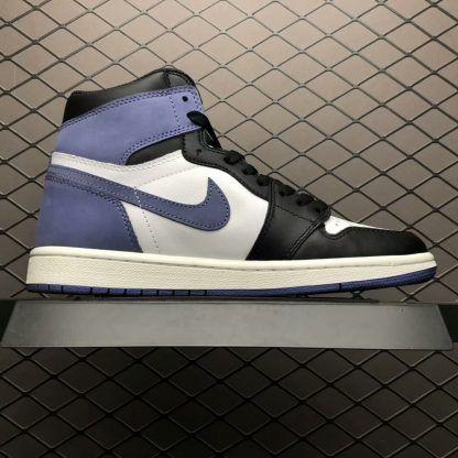 2018 New Release Air Jordan 1 Blue Moon Shoes For Sale Air