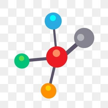 Atom Science Illustrator Chemistry Physics Universe Quality Png And Vector With Transparent Background For Free Download In 2021 Flat Design Illustration Banner Design Poster Design