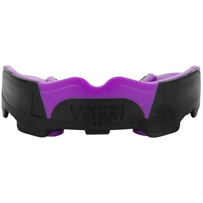 Black//Purple Venum Predator Mouthguard