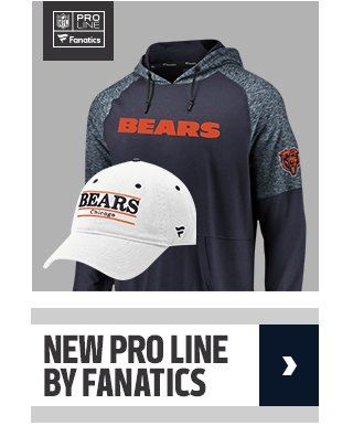 finest selection 6edee d3df1 Shop Chicago Bears New Pro Line Gear | юноше | Chicago bears ...