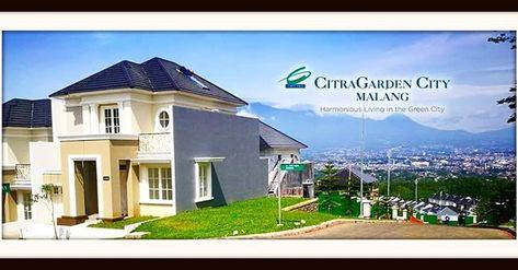 Pin Di Citra Garden City Malang