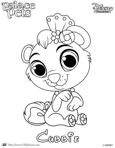Pin By Clara Mays On Barbara Craft Ideas Disney Coloring Pages Coloring Pages Princess Palace Pets