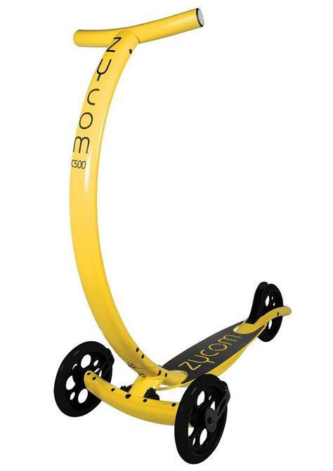 Zycom Kickboard C500 Coast Yellow Fashion Farben