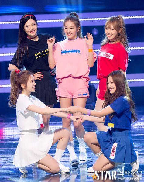 Red Velvet Dumb Dumb Live Fondos De Pantalla