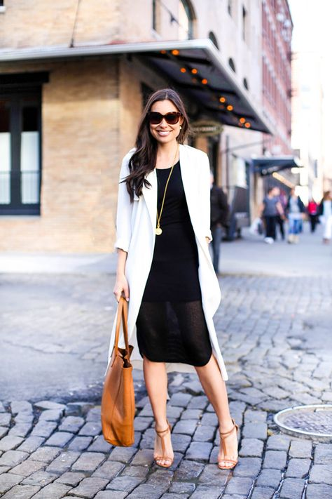 19 Ideas how to wear black and white dress outfit for 2019