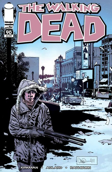 Read Comics Online Free - The Walking Dead - Chapter 090 - Page 1