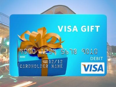 How To Use A Visa Gift Card Online To Make Purchases Visa Gift Card Visa Gift Card Balance Prepaid Gift Cards